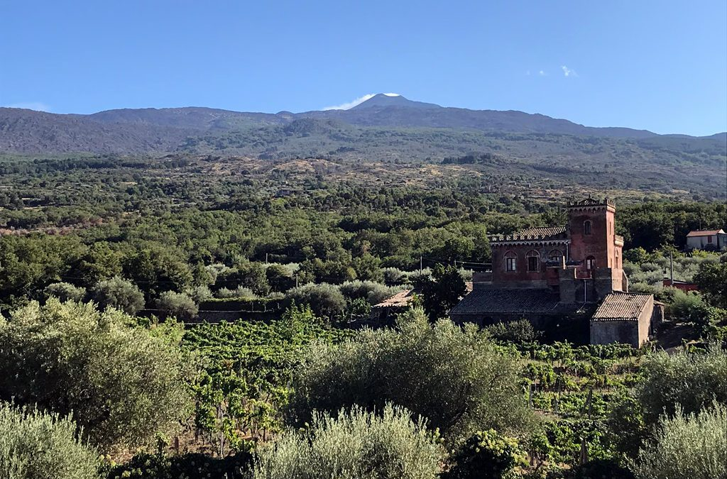 A Taste of Sicily – Tuesday 22nd October 2019