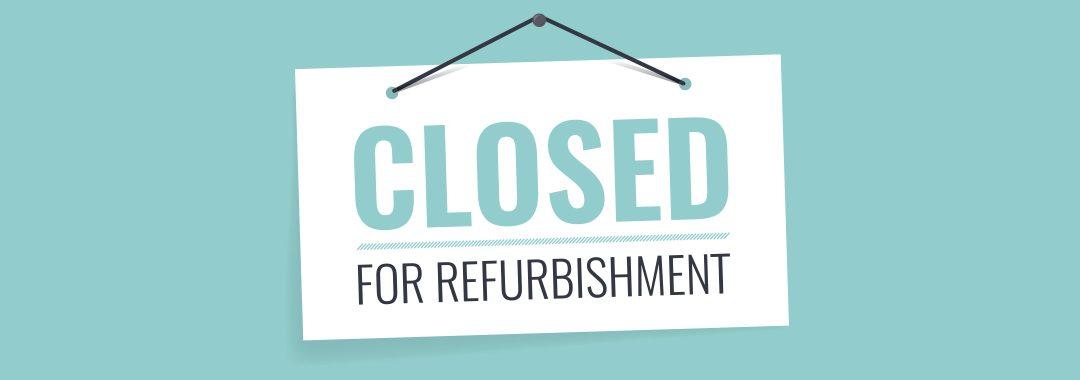 Closed for refurb / Bologna feast